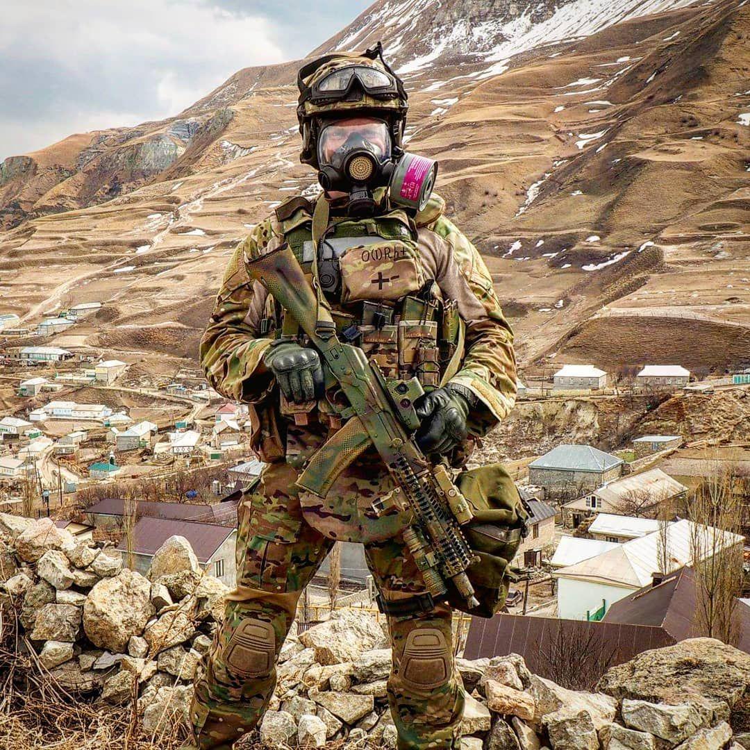 Russian Spetsnaz Photo Russiansoldier001: Pin On Guns