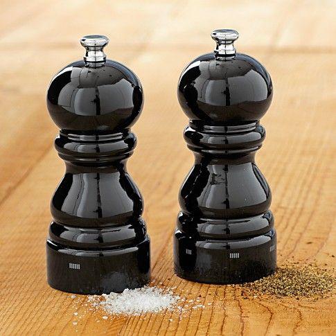 Peugeot Paris U Select Salt Pepper Mills Williams Sonoma Cooking Utensils Salt Pepper Mills Wine Accessories