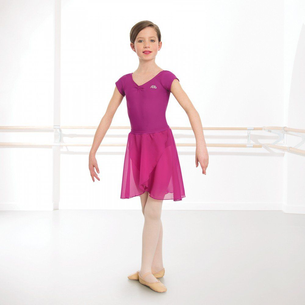 ced839cc76f ABD Ballet Grades 1 - 4 Voile Wrapover Skirt | Dancewear | Ballet ...