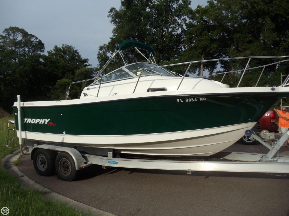 2005 Trophy 2352 Wa Boat For Sale In Jacksonville Fl