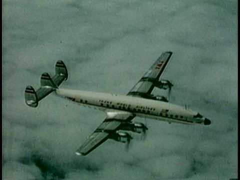 Great Planes Lockheed Constellation Documentary