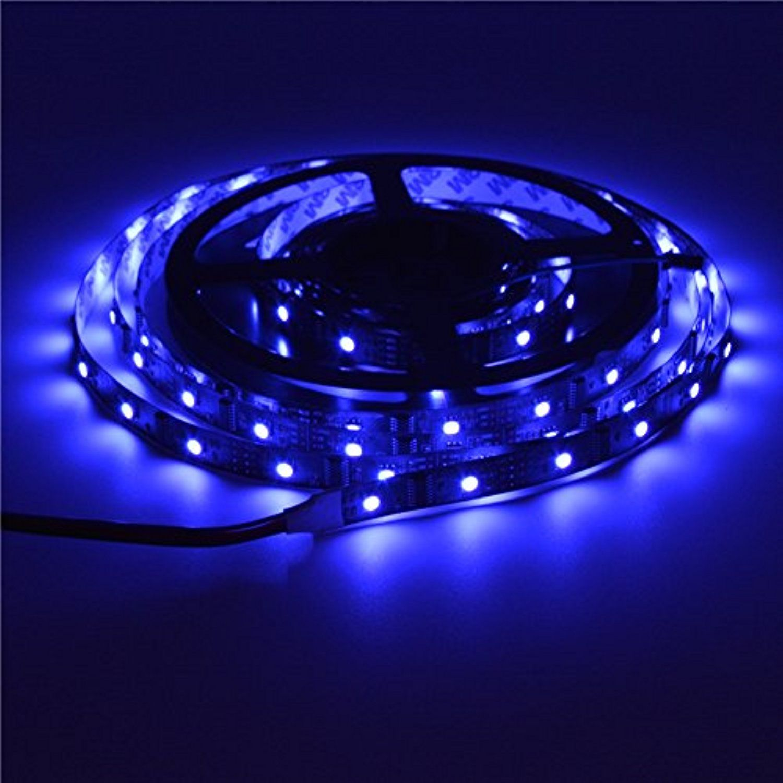 Mokungit lpd8806 led strip lights lpd8806 rgb addressable led strip amazon mokungit lpd8806 led strip lights lpd8806 rgb addressable led strip light 32ft1m 32ledsm 16pixelsm black pcb non waterproof ip20 dc5v mozeypictures Images