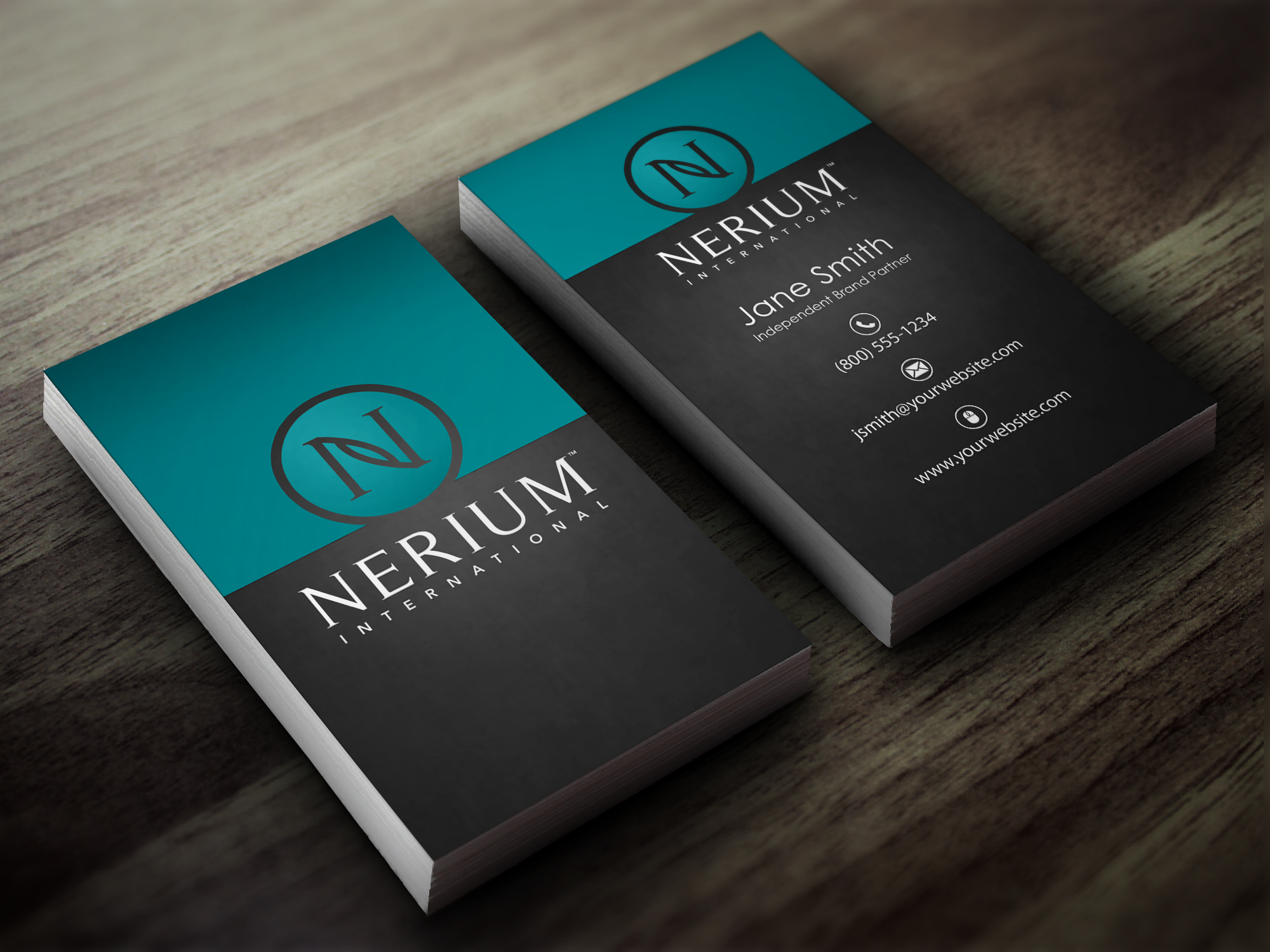 New Business Cards Just For Nerium Brand Partners Mlm Nerium Print Paper Graphicdesign Busines Printing Business Cards Free Business Cards Contact Card