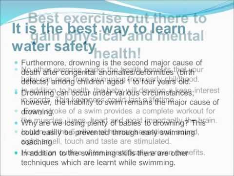 7 Reasons Why Swimming Is Good For Your Baby by Mark Dube