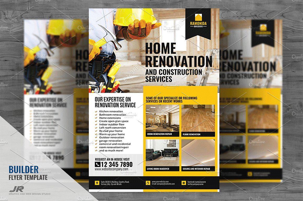 Construction services promotional letterinchessize