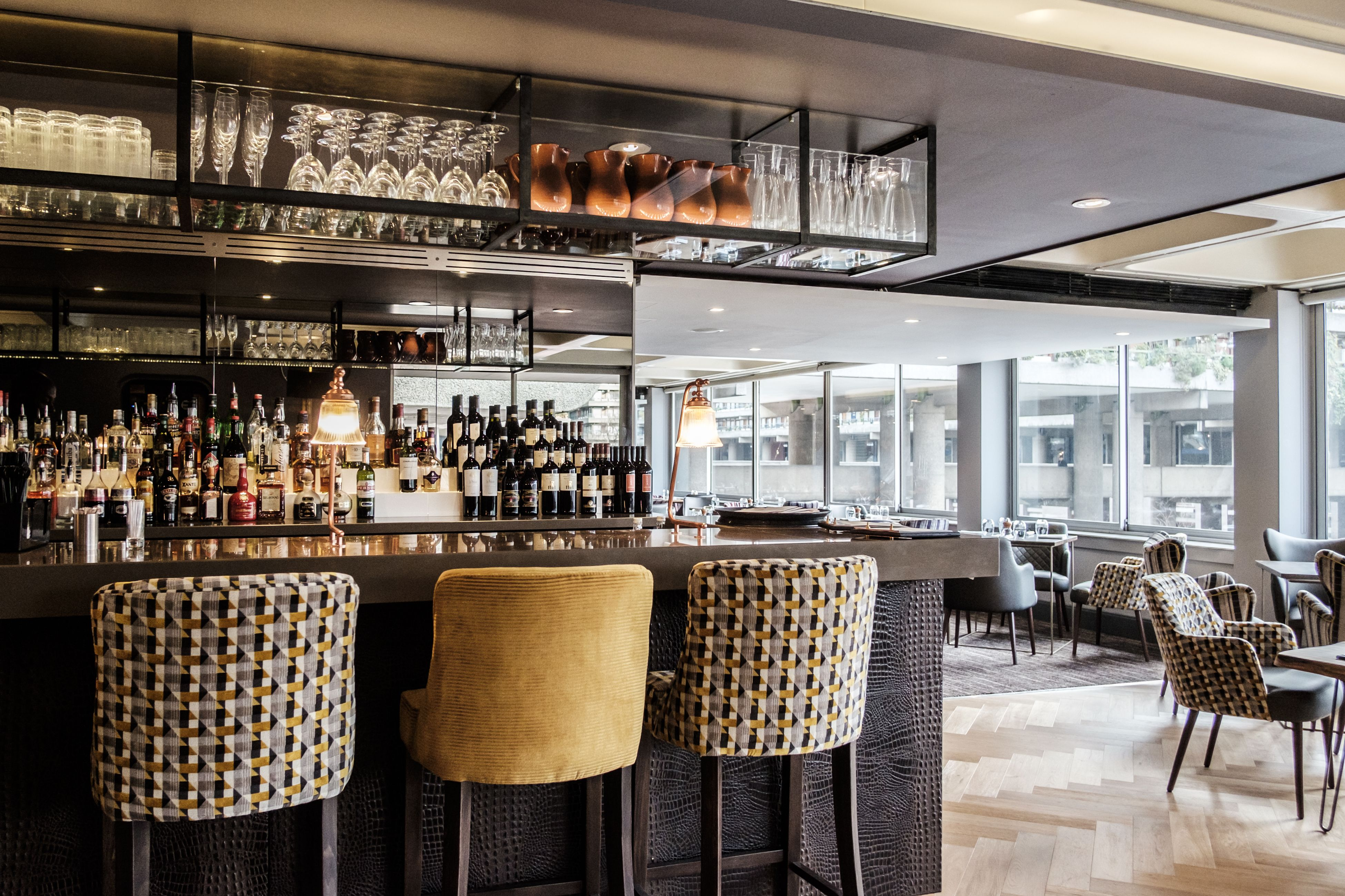 Osteria | Barbican by Catering Design Group