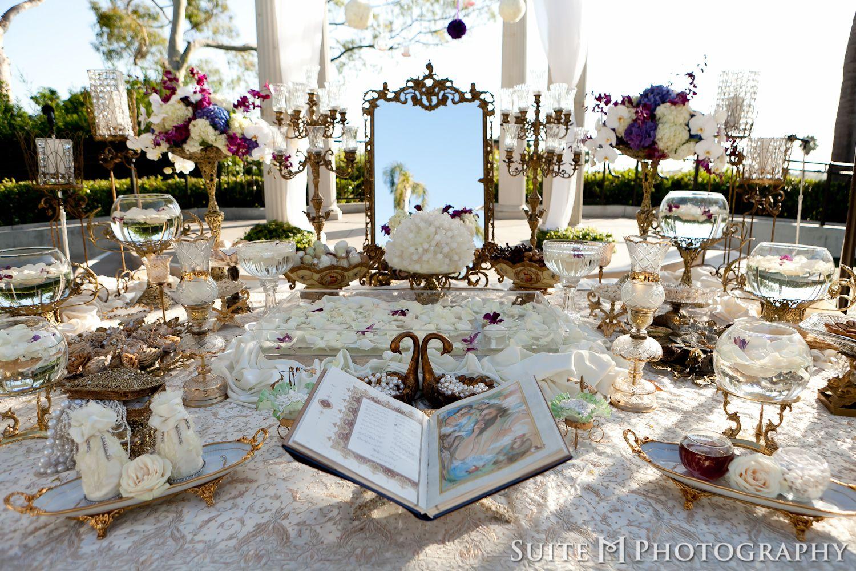 Kate Behtash S Glamorous Persian Wedding