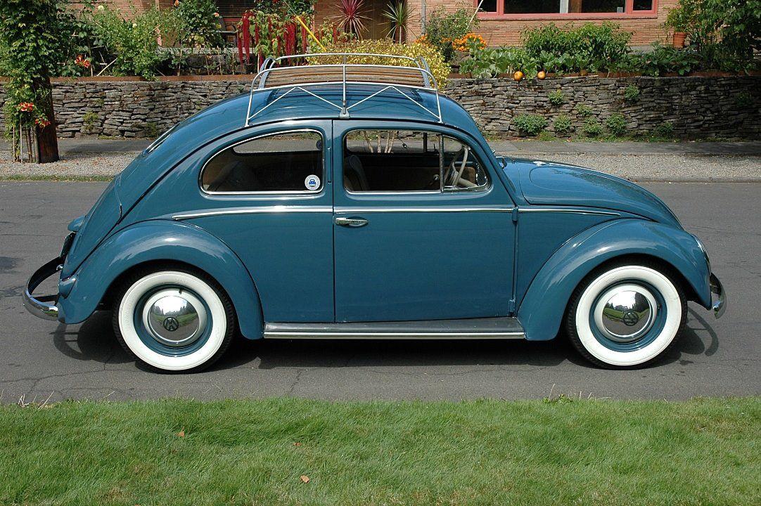 1952 Vw Beetle Split Window Vw Classic Volkswagen Beetle Vw Aircooled