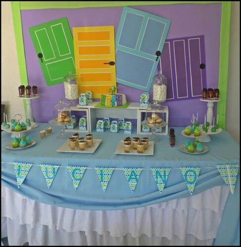 Decor Monster Party In 2019 Monster Inc Party Monster