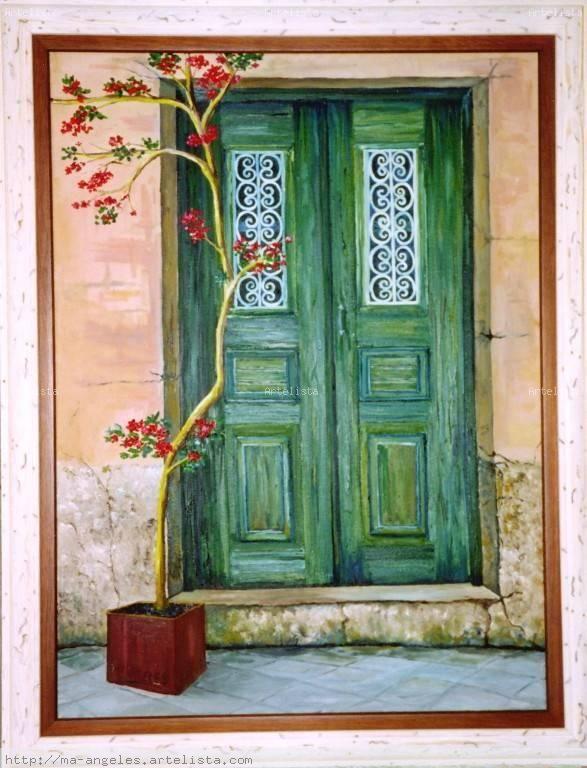 Puerta vieja 1 u2026 Doors Pinterest Puertas viejas, Viejitos y