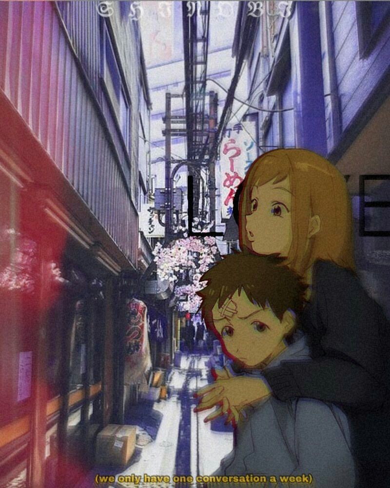 Pin by OkiKid on Urban Anime Aesthetics   Real anime ...