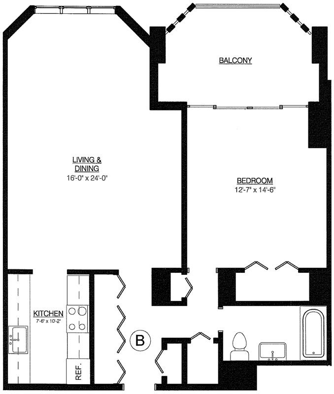 Crown Towers One Bedroom Floor Plans New Haven House Design