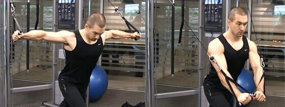 bästa gym övningar