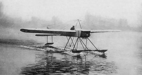 Blériot XXI hydro
