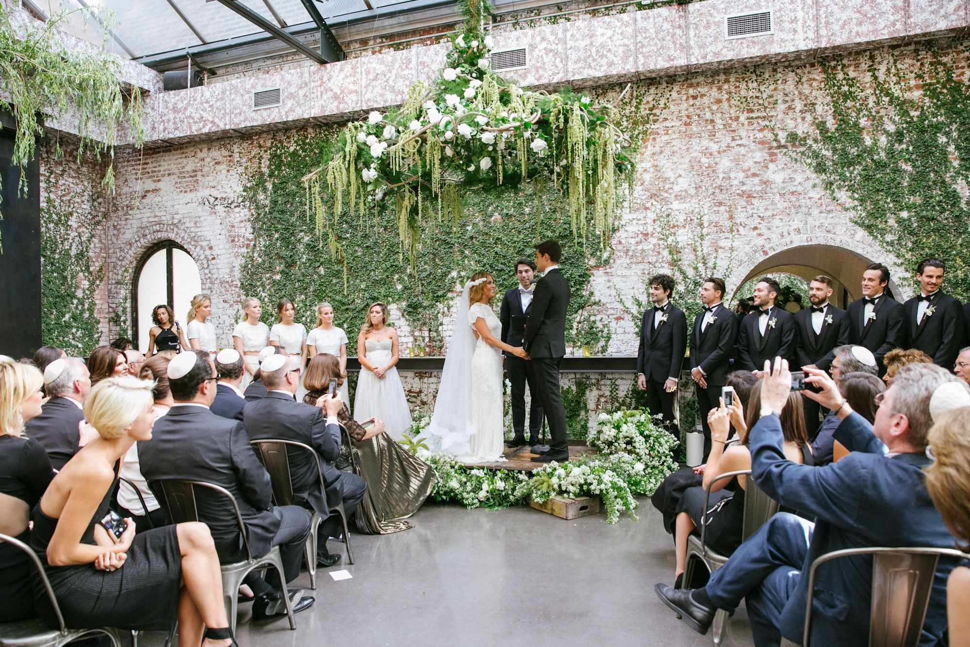 Sasha and Oli Wedding Ceremony Vows Long island city