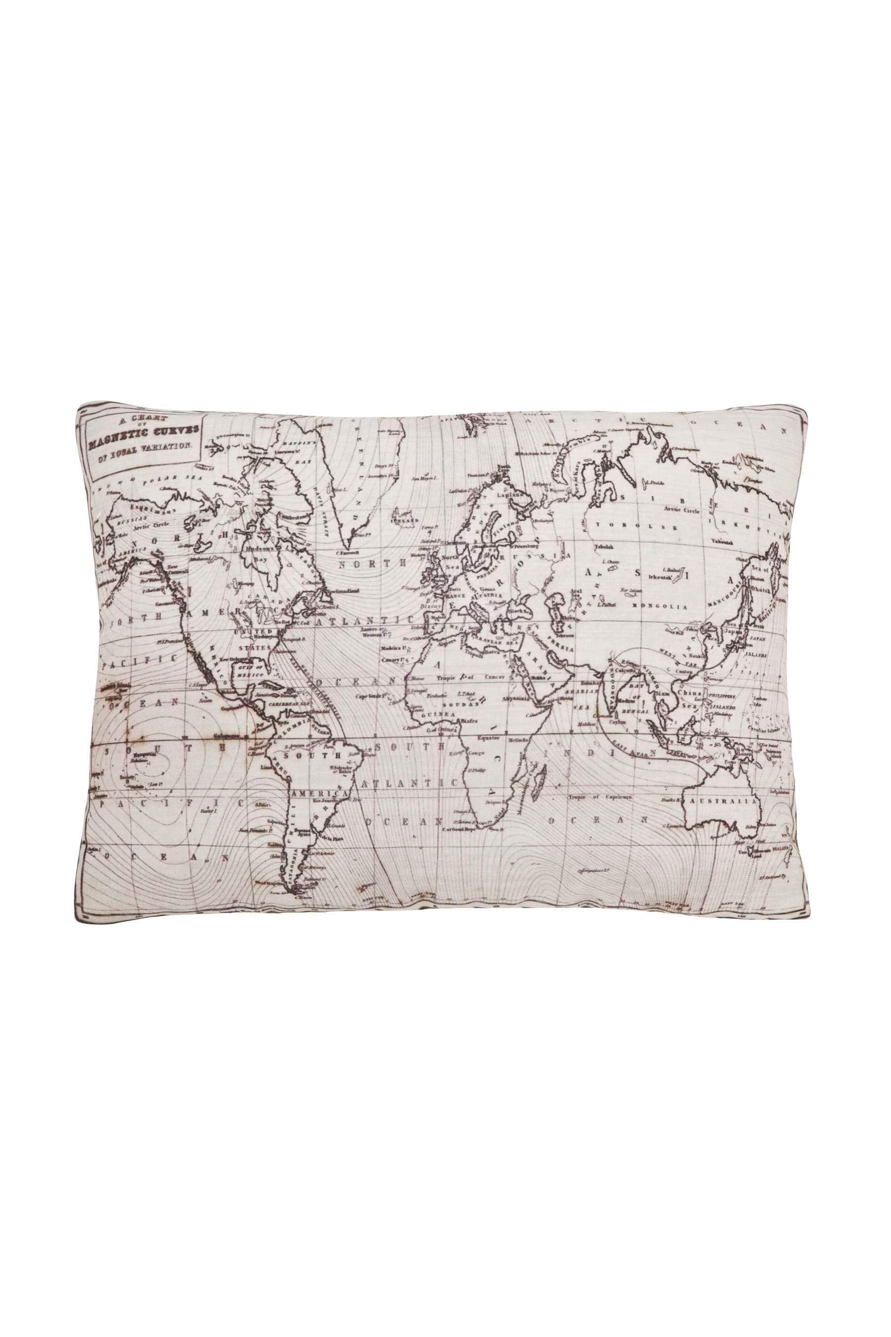 Map Cushion From Next Cushions Pinterest Hogar # Muebles Cuquins