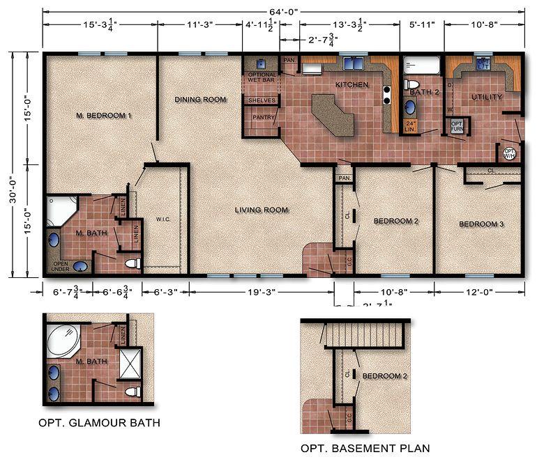 Michigan Modular Homes 188 Prices Floor Plans Dealers Builders