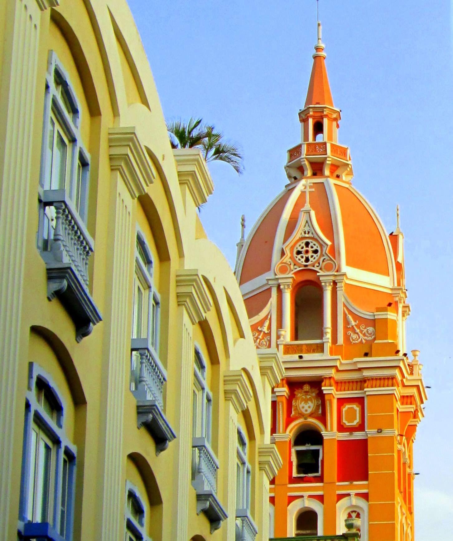 Cartagena Coñombia Cartagena Cartagena De Indias Cartagena Colombia