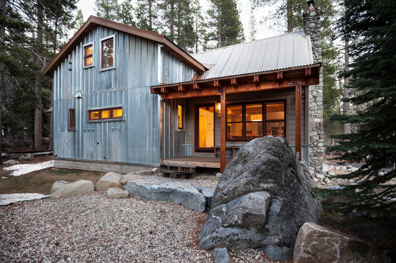 Donner Summit Cabin in Donner California Donner