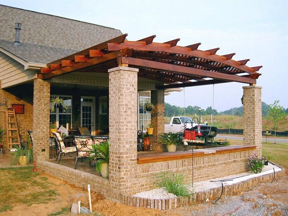 ( Garden Pergola Length : 14 ft,Garden Pergola Width : 18 ft,Wood Type &  Warranty : Redwood (15-yr Warranty) - MOST POPULAR,Electrical Wiring Trim  Kit : No, ... - Garden Pergola Length : 14 Ft,Garden Pergola Width : 18 Ft,Wood Type