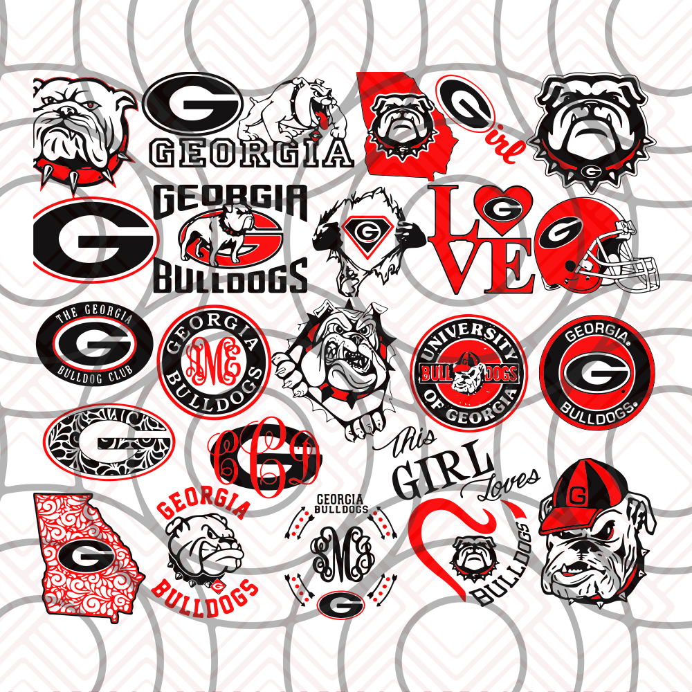 product in 2020 Football logo, bulldogs