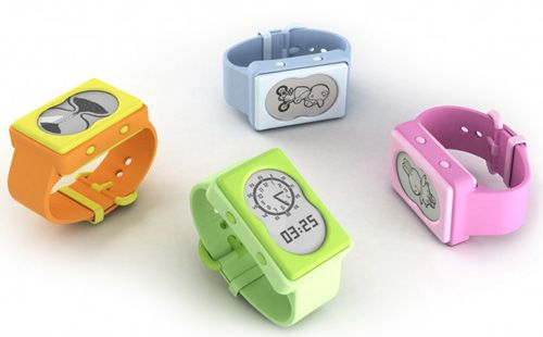 Kwid Sand Timer Watches For Kids School Stuff Timer