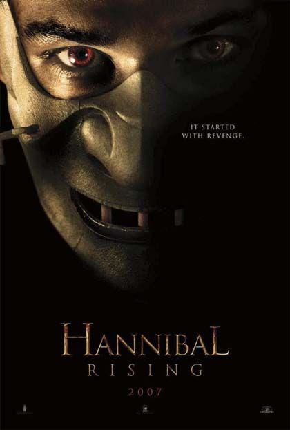 1272 Hannibal Rising 2007 Director Peter Webber Peliculas De Terror Buenas Peliculas De Terror Hannibal Pelicula