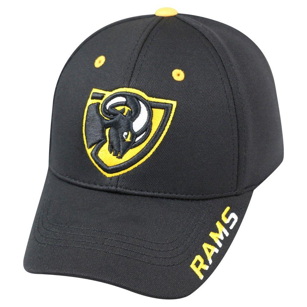 Baseball Hats NCAA Vcu Rams Team Color, Men's