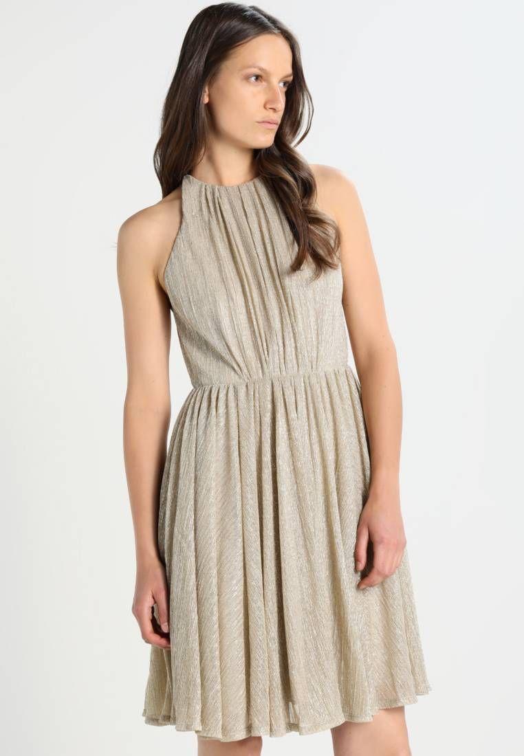 Cocktailkleid/festliches Kleid - pale gold | Halston heritage and Gold