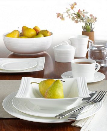 Lenox Dinnerware Tin Can Alley Collection | macys.com & Lenox Dinnerware Tin Can Alley Collection | macys.com | My Dream ...