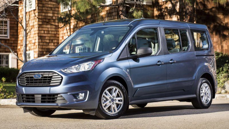 2019 Ford Transit Connect Fuel Economy Tops The Charts Ford