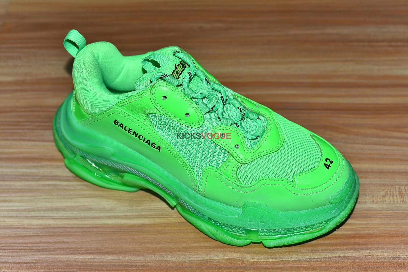 Balenciaga Triple S from Balenciaga on 21 Buttons