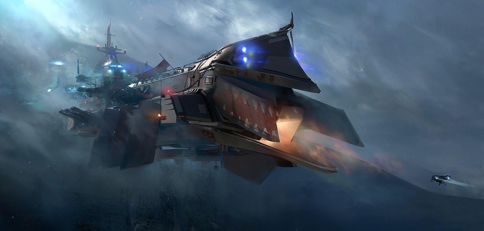 Pin On Space Spaceship Beyond good and evil 2 spaceship
