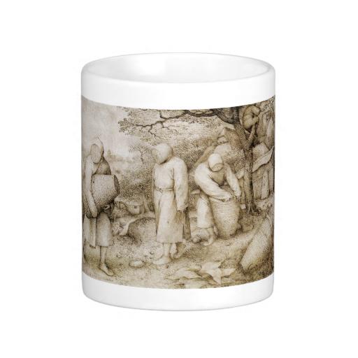 Beekeepers by Pieter Bruegel the Elder Mugs