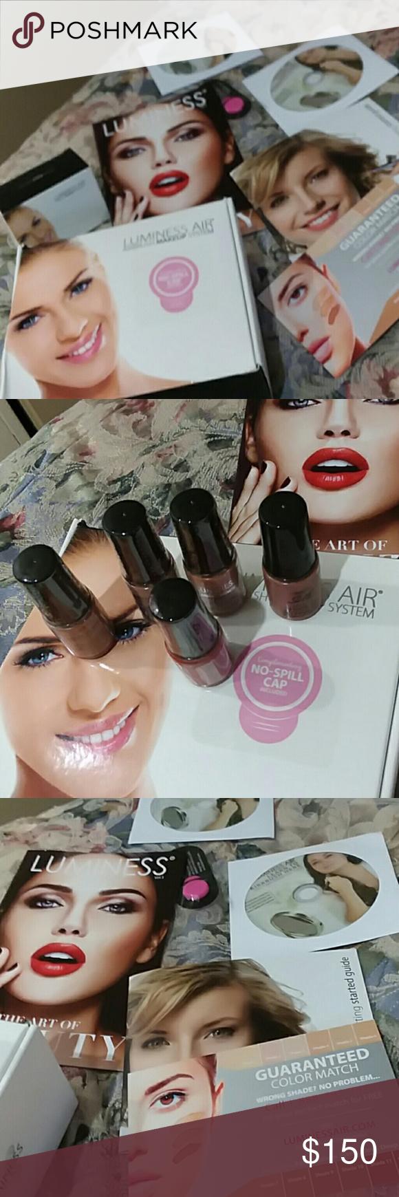 Luminess air makeup system NWT Luminess air makeup