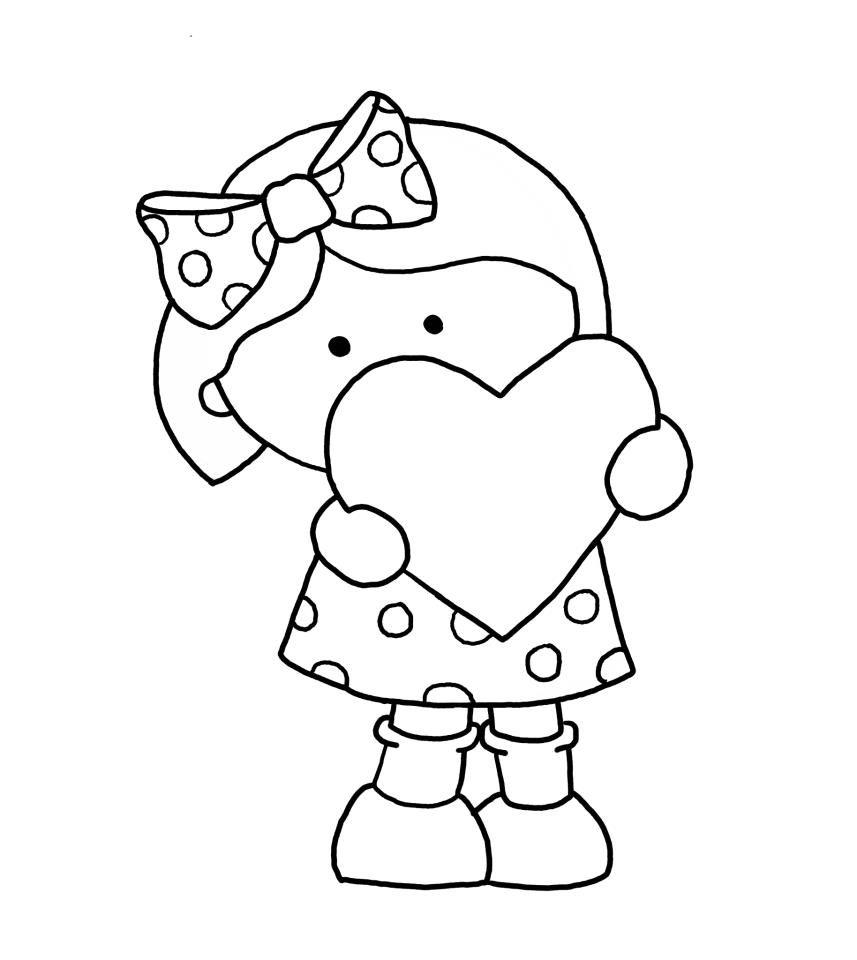 dibujos infantiles para aprender a pintar   dubujos   Pinterest ...