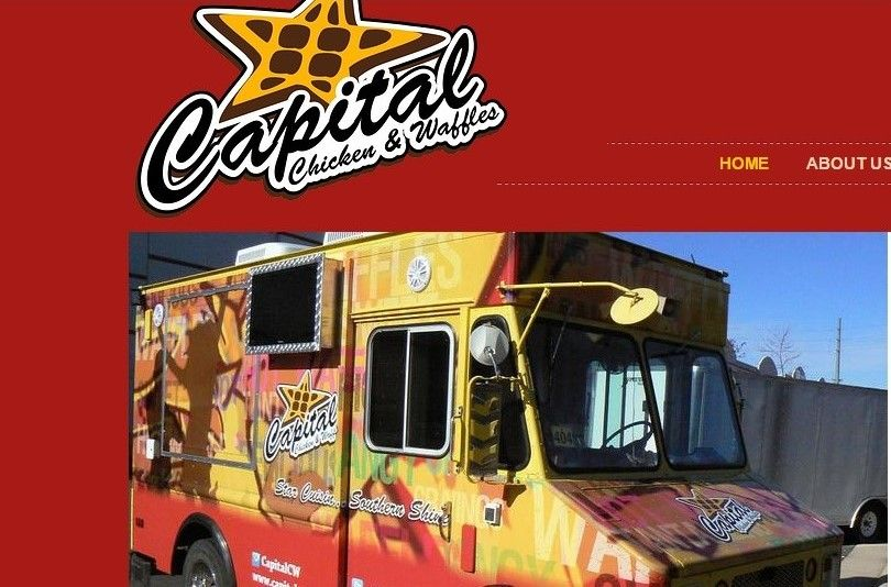 Capital Chicken Waffles Food Truck If One Has Not Dined Well