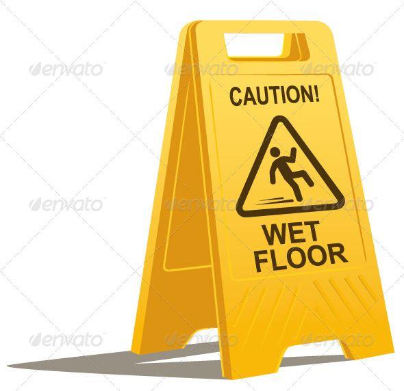 Wet Floor Caution Sign Wet Floor Signs Wet Floor Create Sign