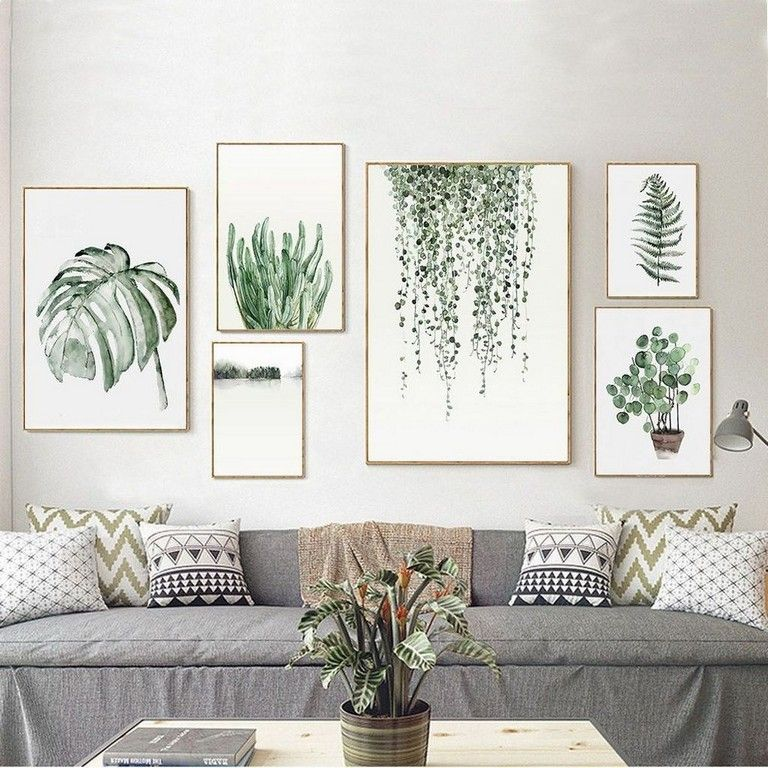 55 Awesome Living Room Wall Decoration Ideas Page 52 Of 56 Wall Decor Living Room Room Wall Decor Decor