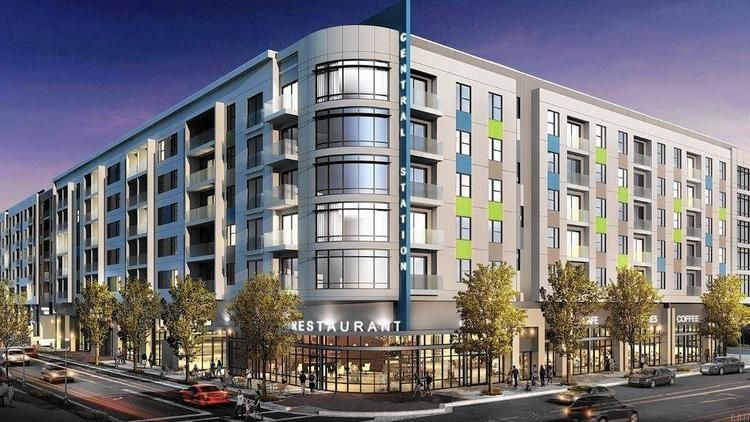 Vacancies Swell As Apartments Go Up City View Apartment Luxury Apartments Orlando Condos