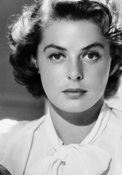 Totally Ace Actors From Scandinavia Ingrid Bergman Classic Hollywood Swedish Actresses