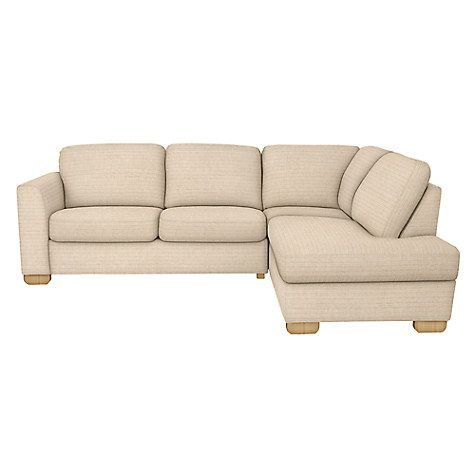 Buy John Lewis Cooper RHF Corner Chaise Sofa, Riley Putty Online at Chaise Longue Sofa Bed John Lewis on chaise lounge bed, antique walnut bed, chaise sleeper bed, double chaise sofa bed, chair bed,
