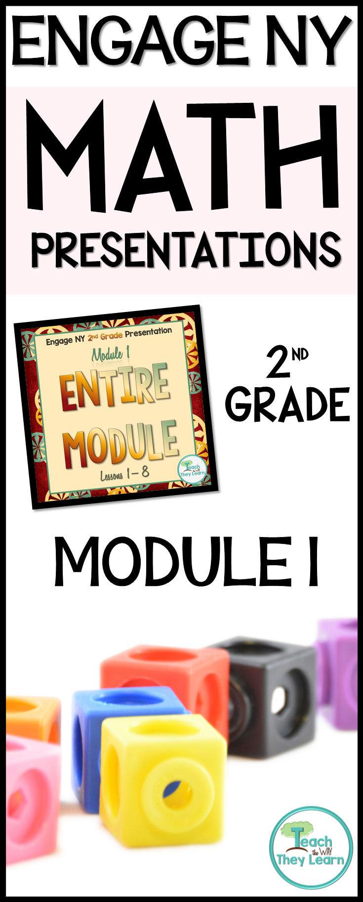 2nd Grade Module 1 Engage NY Math / Eureka Math PowerPoint