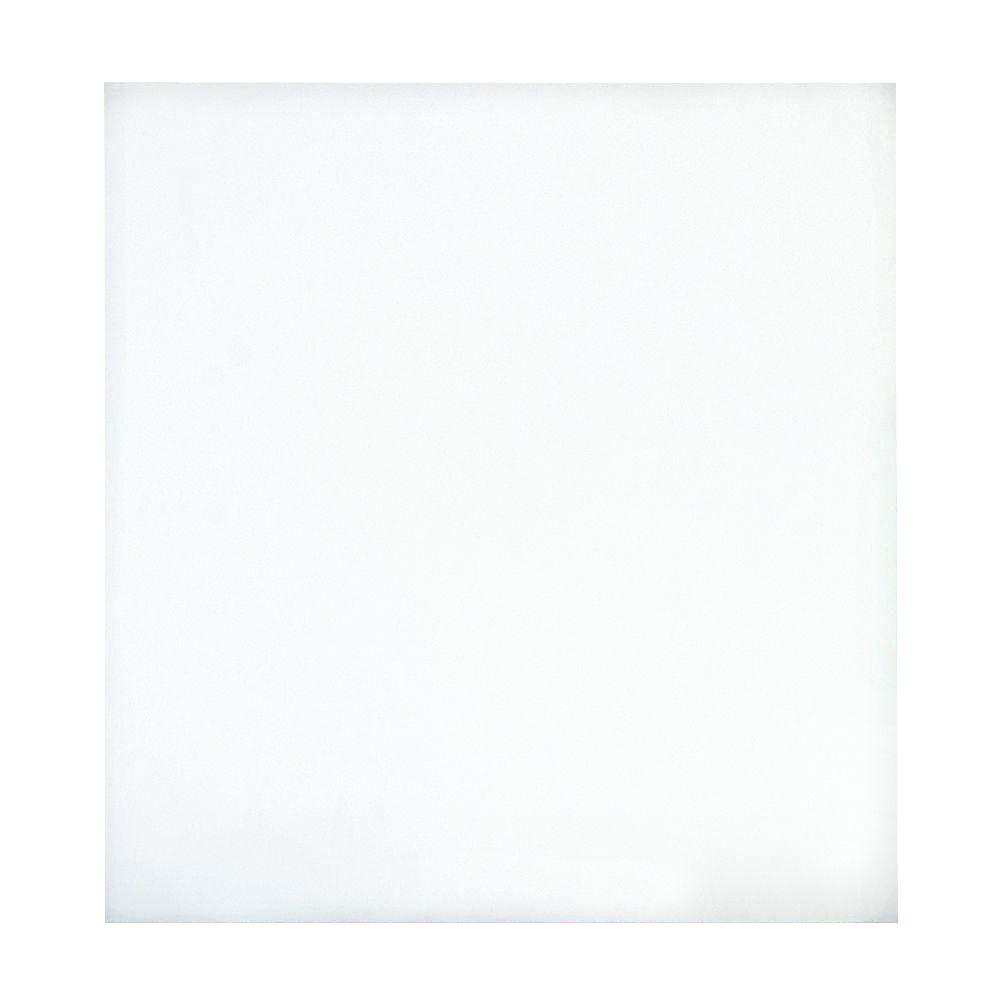 Eucatile 32 Sq Ft 96 In X 48 In Hardboard Thrifty White Tile Board Hddptw48 The Home Depot Tile Board White Tiles Wall Paneling