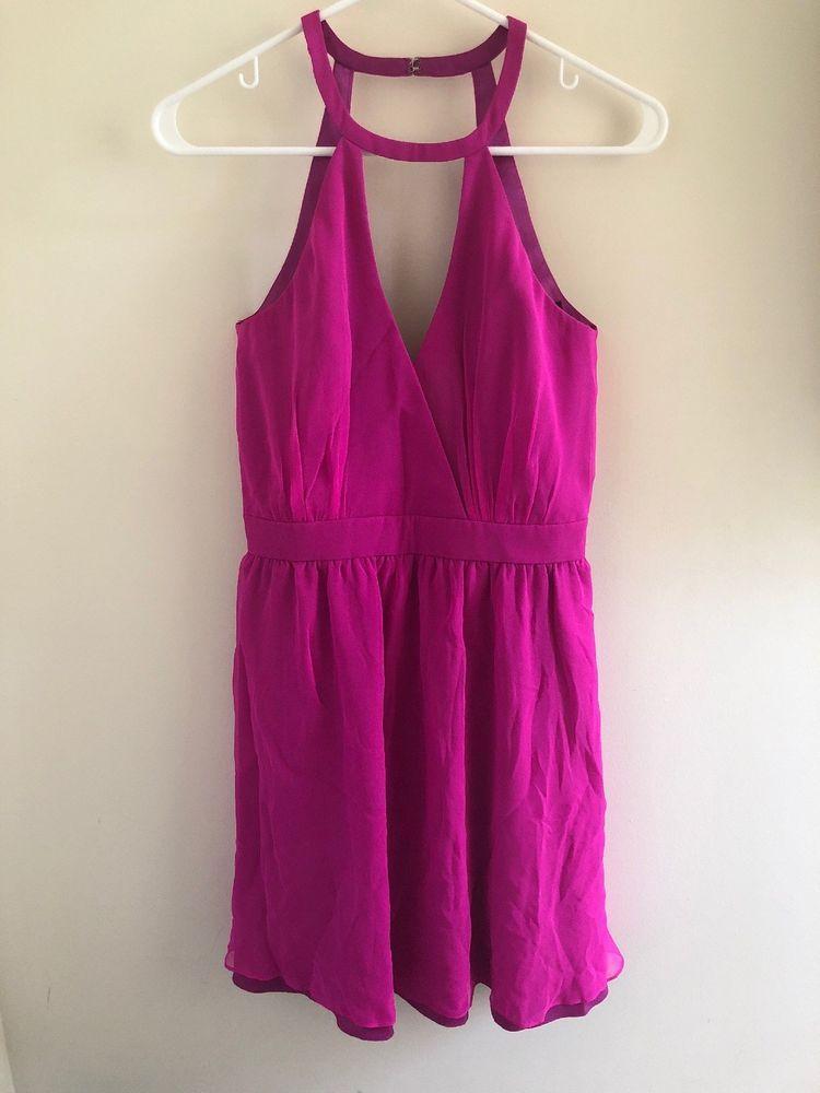 BNWT GREY SEQUIN TIE BACK DRESS BY TSEGA SZ S//M 12