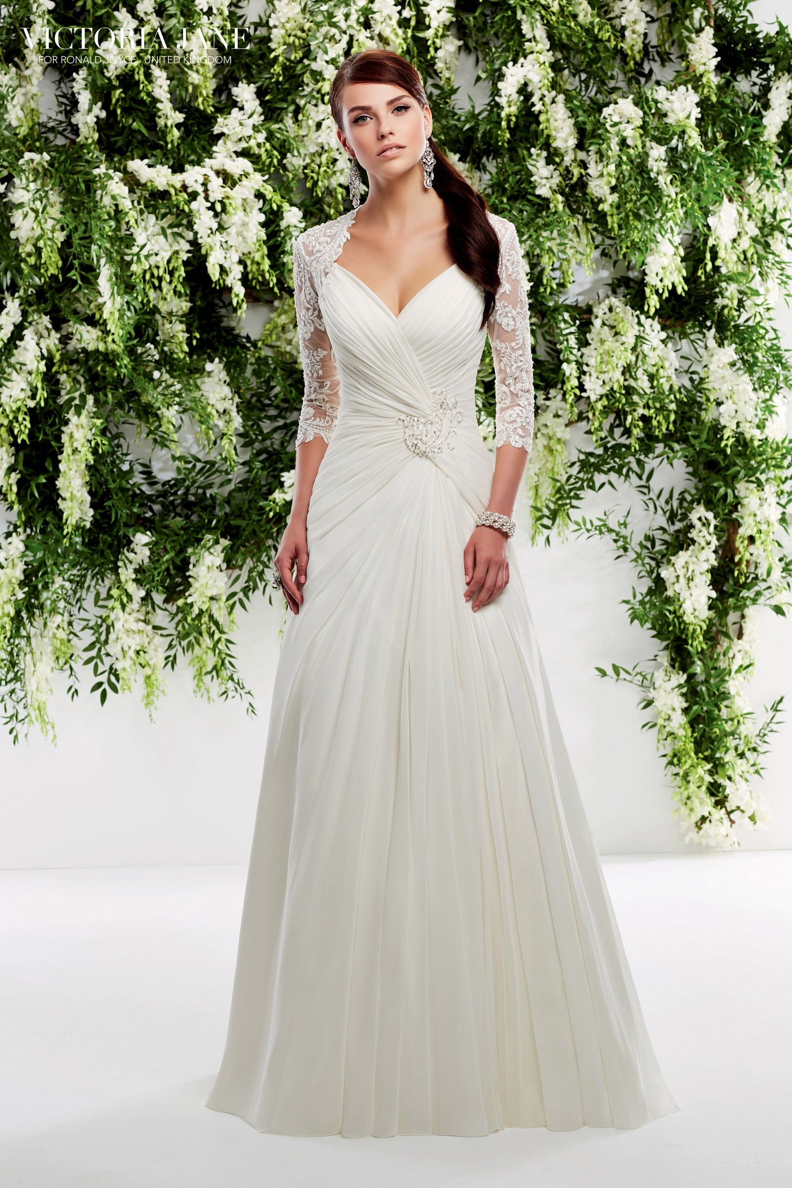 RONALD JOYCE INTERNATIONAL Wedding dresses and bridal gowns