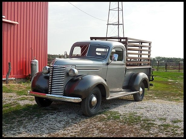 1939 Chevrolet Pickup Mecum Dallas Chevrolet Pickup Vintage