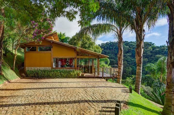 casa-campo-amarela.jpg (720×479) | Arquitetra | Pinterest | Casas de ...