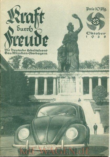 VW - 1938 - Kraft durch Freude - 10 - [4687]-1 | VW Paper ...