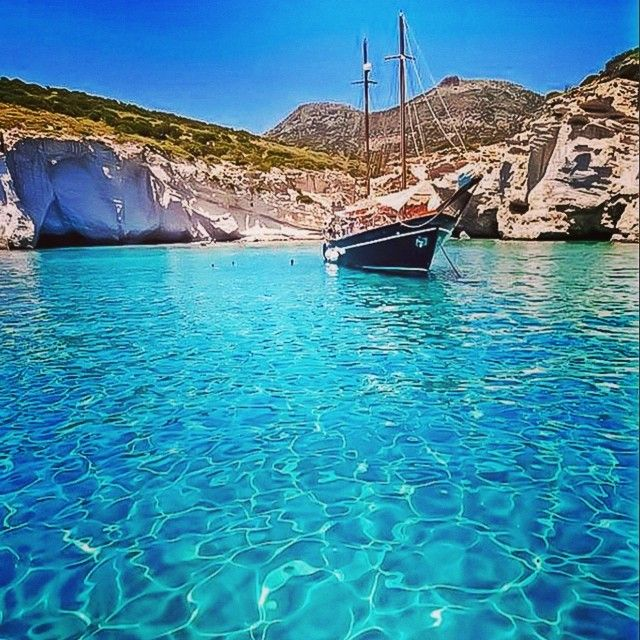 greekgateway via Instagram Oh my Milos island! Jump into Greece. #ellada #elladara #ellinida #hellas #greece #greeks #greece2014 #greekpride #summer #instagreek #instagreece #visitgreece #visit_greece #greekislands #greekguy #greekgirl #greekgirlproblems #sexygreek #sexygreeks #iloveellada #ilovegreece #greekisland #lovegreece #milosisland #milos http://instagram.com/p/qDqDQmoccx/